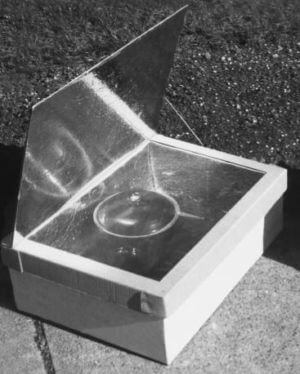 Simple Solar Oven