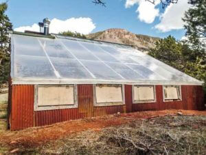 basalt greenhouse