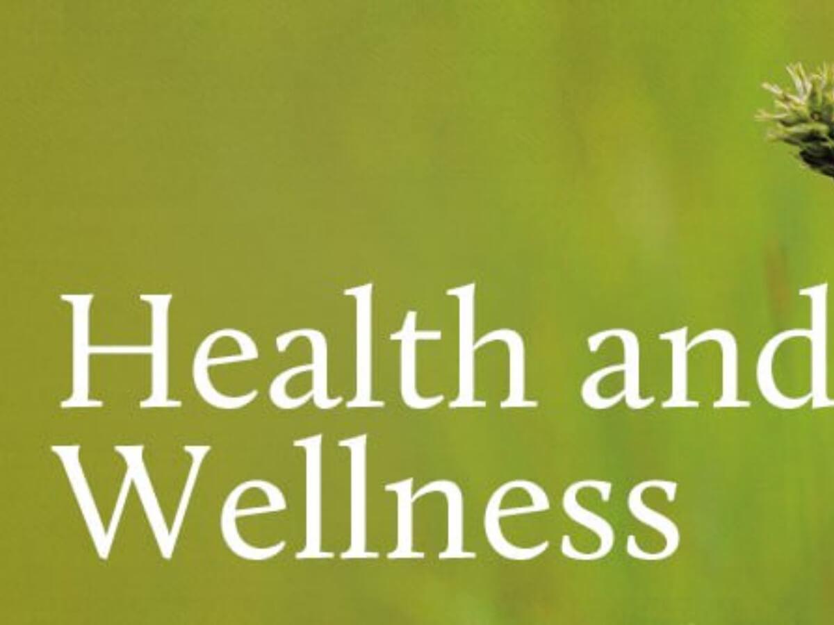 Health & Wellness | Chelsea Green Publishing