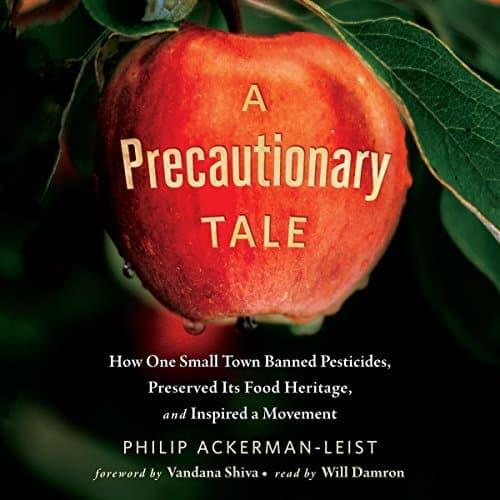 precautionary tale - audio-cover