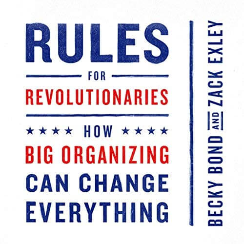 rules for revolutionaries audio cover