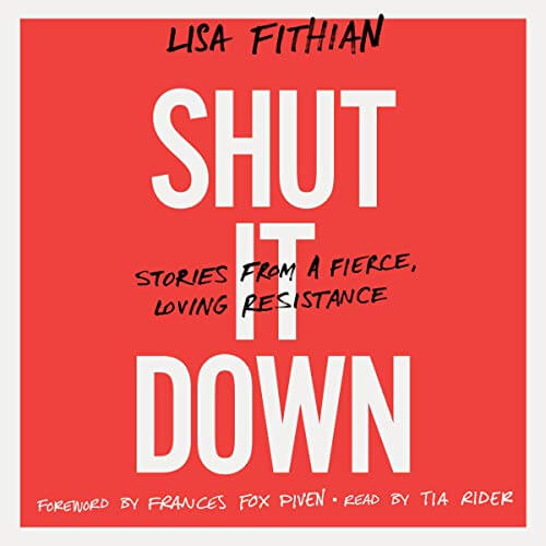 shut tit down audiobook cover