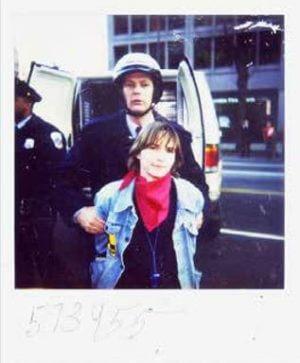 lisa getting arrested