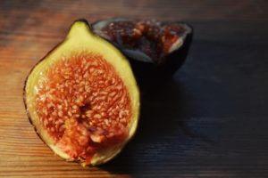fig cut open